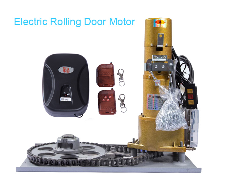 AC 1000KG Electric Limit Roll Up Door Motor